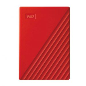 هارد اکسترنال وسترن دیجیتال مدل My Passport ظرفیت ۴ ترابایت